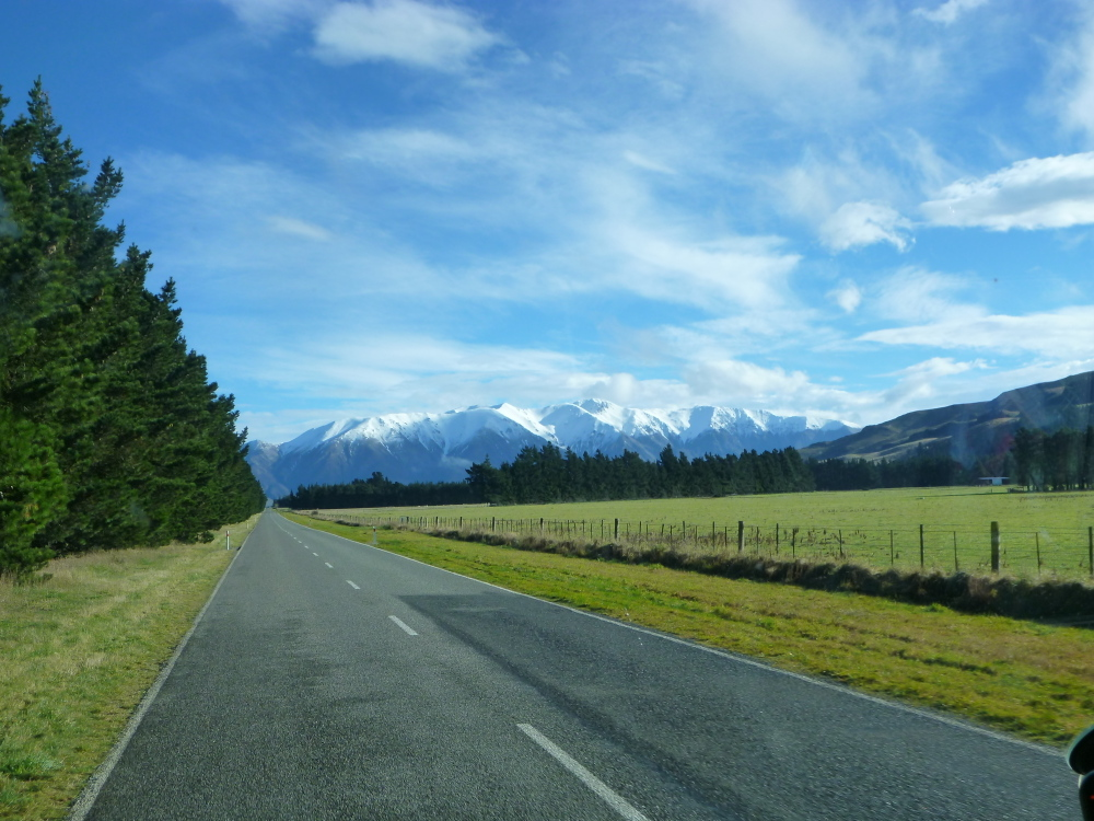 Just another perfect day on our NZ campervan roadtrip