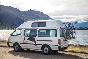 Campervans with Bikes