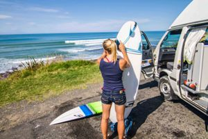 Campervans for Surfers